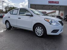 2018_Nissan_Versa_1.6 S+_ Fort Pierce FL