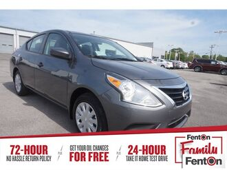 2018_Nissan_Versa_1.6 S_ Knoxville TN
