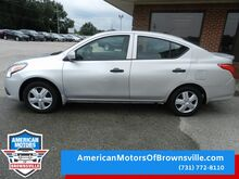 2018_Nissan_Versa_1.6 S Plus_ Brownsville TN