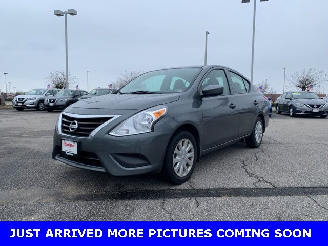 2018 Nissan Versa 1.6 S Plus Norfolk VA