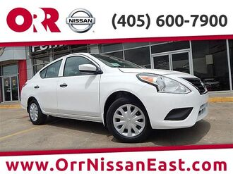2018_Nissan_Versa_1.6 S Plus_ Del City OK