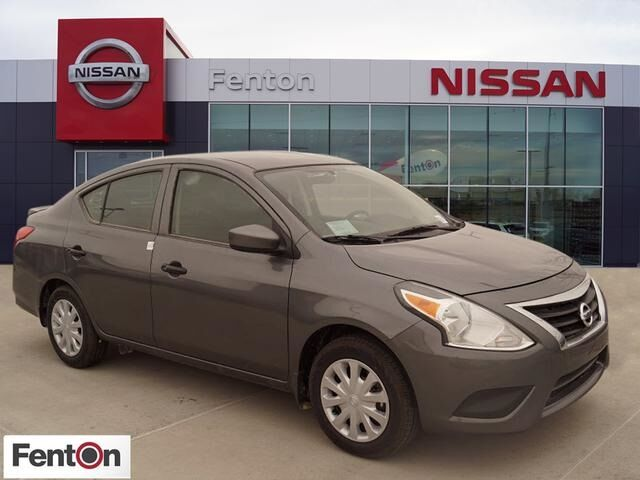 2018 Nissan Versa 1.6 S Plus Kansas City KS
