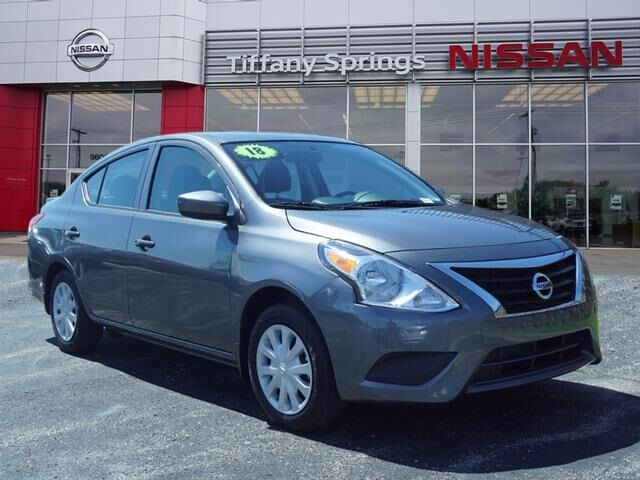 2018 Nissan Versa 1.6 S Plus Kansas City MO