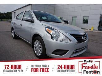 2018_Nissan_Versa_1.6 S Plus_ Knoxville TN