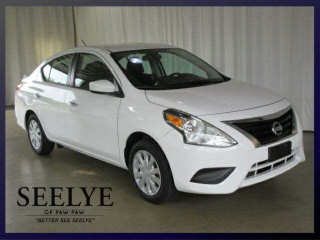 2018 Nissan Versa 1.6 SV Battle Creek MI