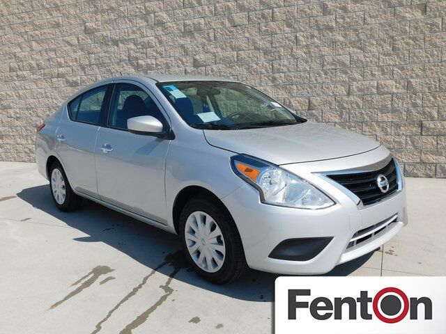 2018 Nissan Versa 1.6 SV Kansas City KS