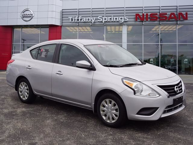 2018 Nissan Versa 1.6 SV Kansas City MO