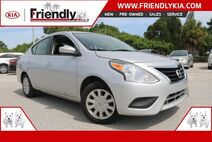 2018 Nissan Versa 1.6 SV New Port Richey FL
