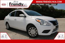 2018_Nissan_Versa_1.6 SV_ New Port Richey FL