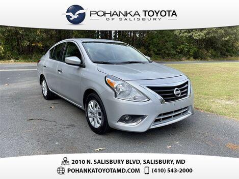 2018_Nissan_Versa_1.6 SV_ Salisbury MD