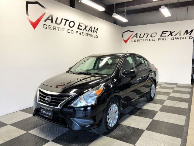2018 Nissan Versa 1.6 SV Sedan Houston TX