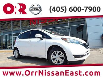 2018_Nissan_Versa Note_S_ Del City OK