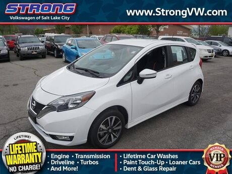 2018 Nissan Versa Note SR HATCHBACK Salt Lake City UT