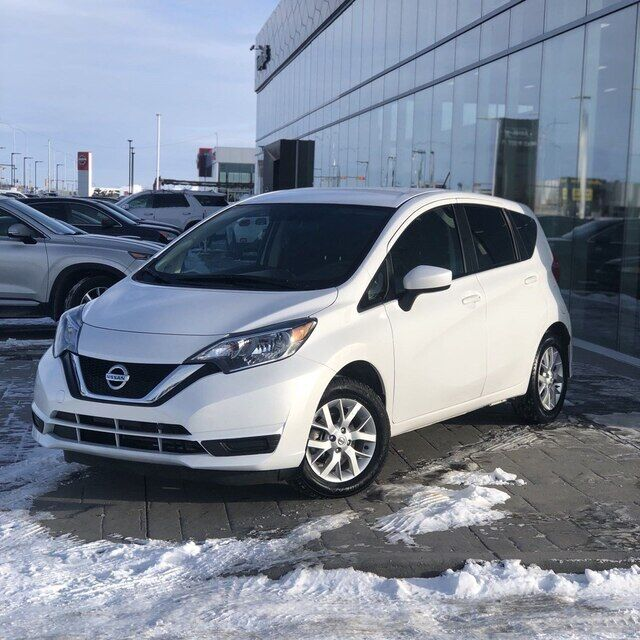 2018 Nissan Versa Note SV - htd seats, back up cam, low km's! Calgary AB