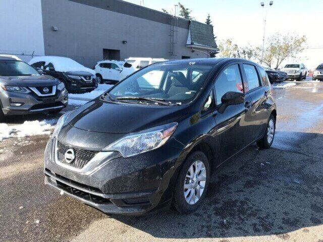 2018 Nissan Versa Note SV   AUTOMATIC  *NISSAN CERTIFIED* Calgary AB