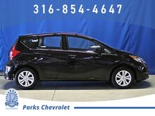 2018_Nissan_Versa Note_SV_ Wichita KS