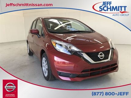 2018_Nissan_Versa Note_SV_ Dayton area OH