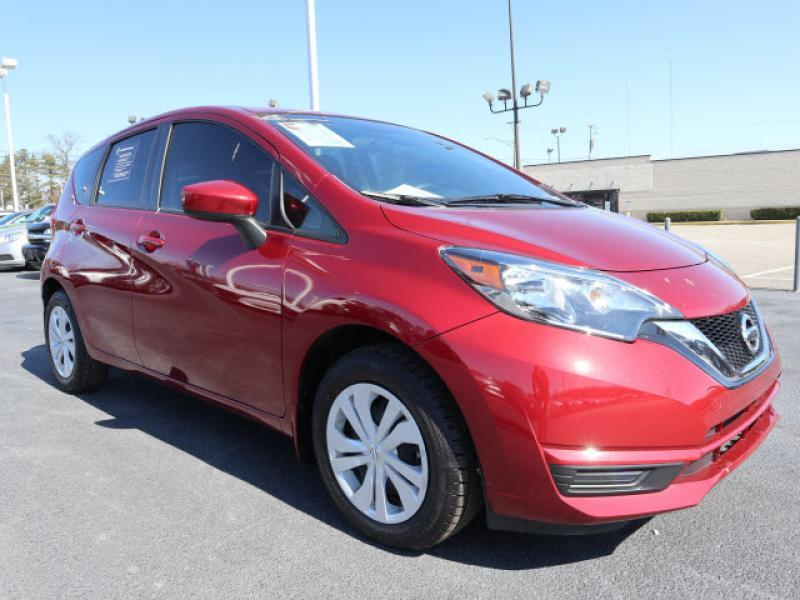 2018 Nissan Versa Note SV Knoxville TN