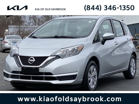 2018 Nissan Versa Note SV Old Saybrook CT