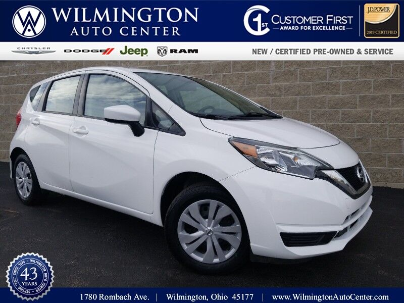 2018 Nissan Versa Note SV Wilmington OH