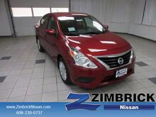 2018_Nissan_Versa_S Plus CVT_ Madison WI