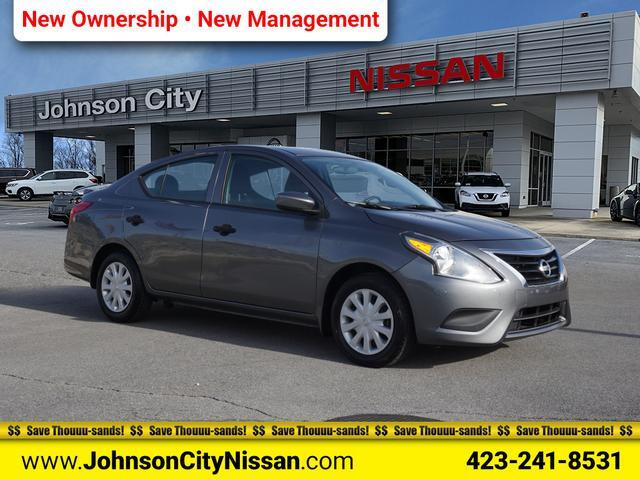 2018 Nissan Versa S Plus Johnson City TN