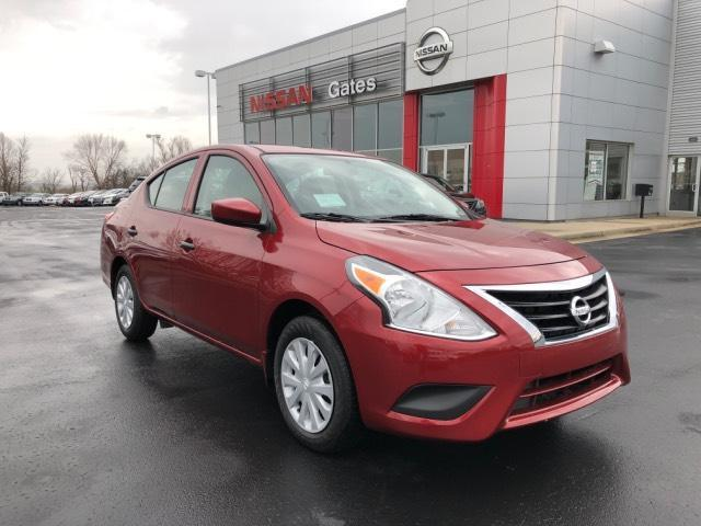 2018 Nissan Versa S Plus Richmond KY