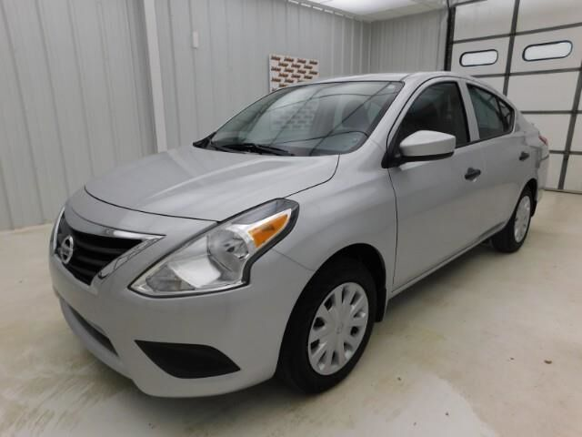 2018 Nissan Versa Sedan S Plus CVT Manhattan KS