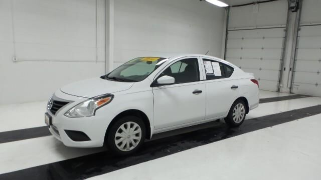 2018 Nissan Versa Sedan S Plus CVT Topeka KS