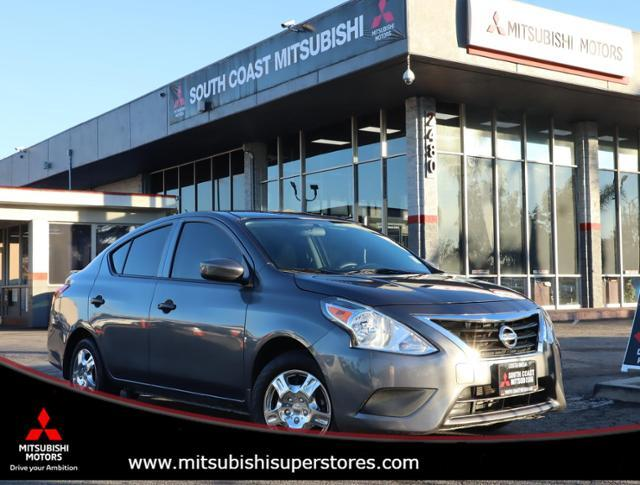 2018 Nissan Versa Sedan S Plus Costa Mesa CA