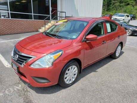 2018 Nissan Versa Sedan S Plus Covington VA