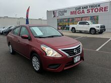 2018_Nissan_Versa Sedan_S Plus_ Harlingen TX