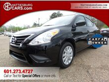 2018_Nissan_Versa Sedan_S Plus_ Hattiesburg MS