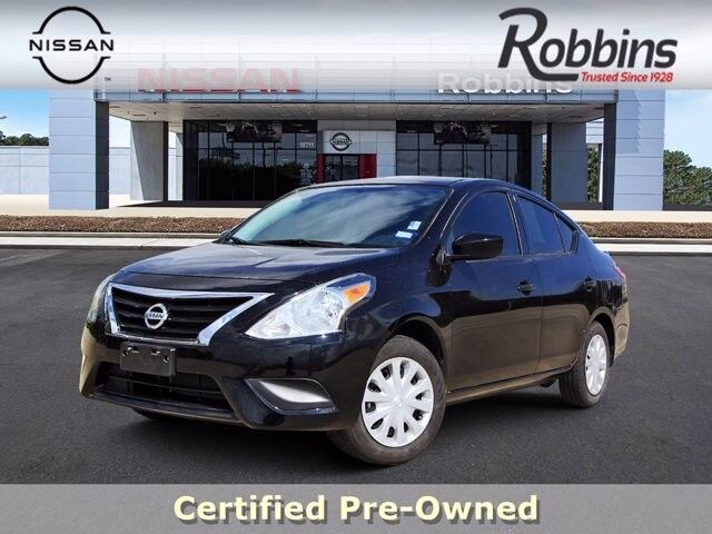 2018 Nissan Versa Sedan S Plus Humble  TX