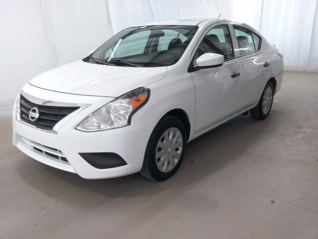 2018 Nissan Versa Sedan S Plus Union City GA