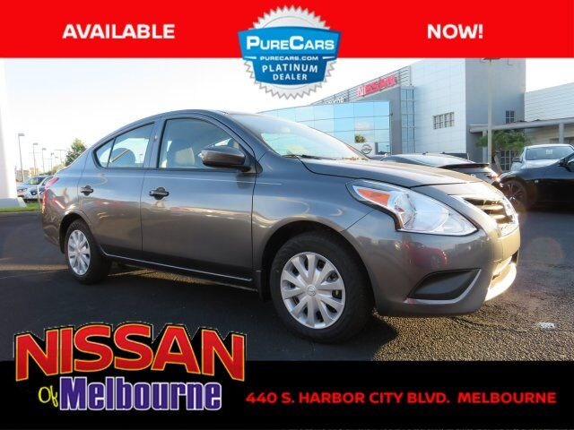 2018 Nissan Versa Sedan S Plus Melbourne FL