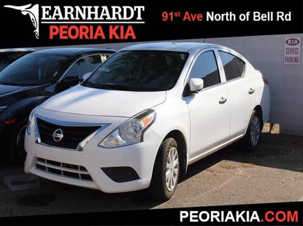 2018_Nissan_Versa Sedan_S Plus_ Peoria AZ