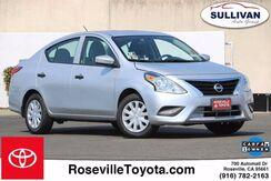 2018_Nissan_Versa Sedan_S Plus_ Roseville CA