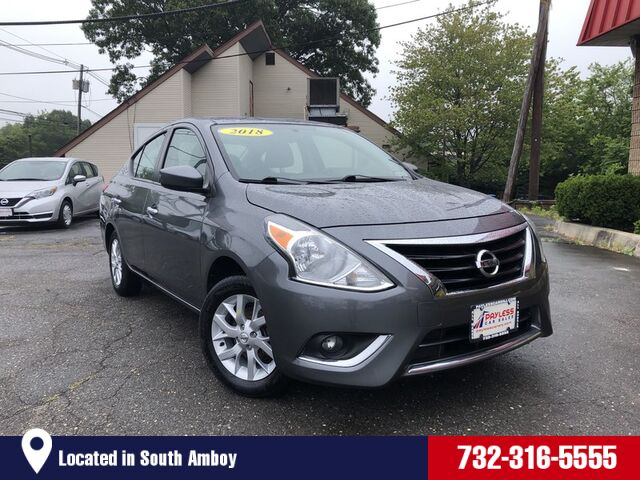 2018 Nissan Versa Sedan S Plus South Amboy NJ