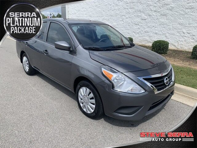 2018 Nissan Versa Sedan S Decatur AL