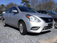 2018_Nissan_Versa Sedan_SV_ South Jersey NJ