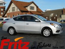 2018_Nissan_Versa Sedan_SV_ Fishers IN