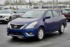 2018_Nissan_Versa Sedan_SV_ Fort Wayne Auburn and Kendallville IN