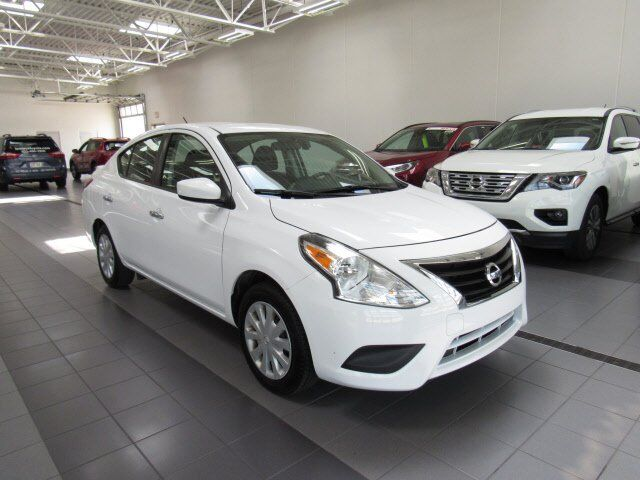 2018 Nissan Versa Sedan SV Green Bay WI