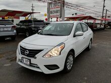 2018_Nissan_Versa Sedan_SV_ Harlingen TX