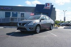 2018_Nissan_Versa Sedan_SV_ Mission TX