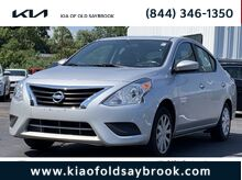 2018_Nissan_Versa Sedan_SV_ Old Saybrook CT