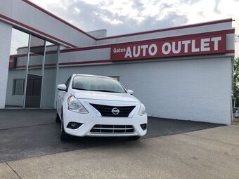 2018_Nissan_Versa Sedan_SV_ Richmond KY
