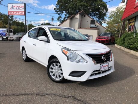 2018 Nissan Versa Sedan SV South Amboy NJ