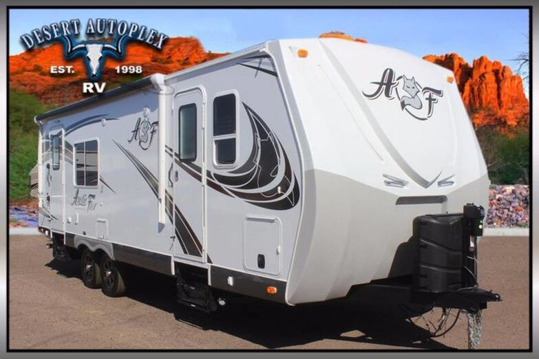2018 Northwood Arctic Fox 25W Single Slide Travel Trailer Mesa AZ